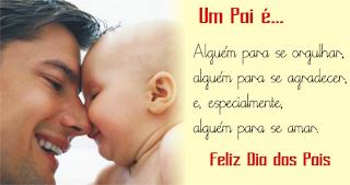 Cartão Virtual Dia dos Pais