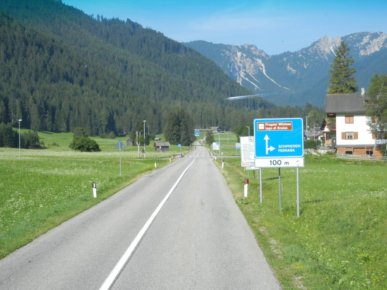 alpesi őrjárat forgatási helyszín