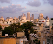 The World Heritage Tel Aviv