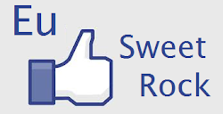Sweet Rock no Facebook!