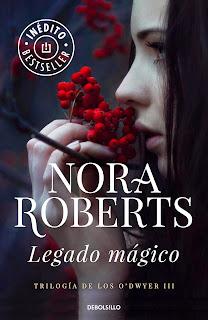 Legado mágico de Nora Roberts