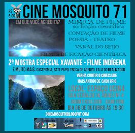 CINE OSQUITO 71 - UFOLOGIA