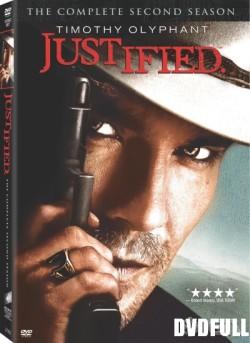 Justified Season 2 DVD Full Sub Latino