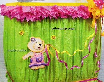 Caja de regalos para fiesta infantil for Regalos para fiestas de cumpleanos infantiles