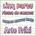 Arte Friki Link Party on Monday