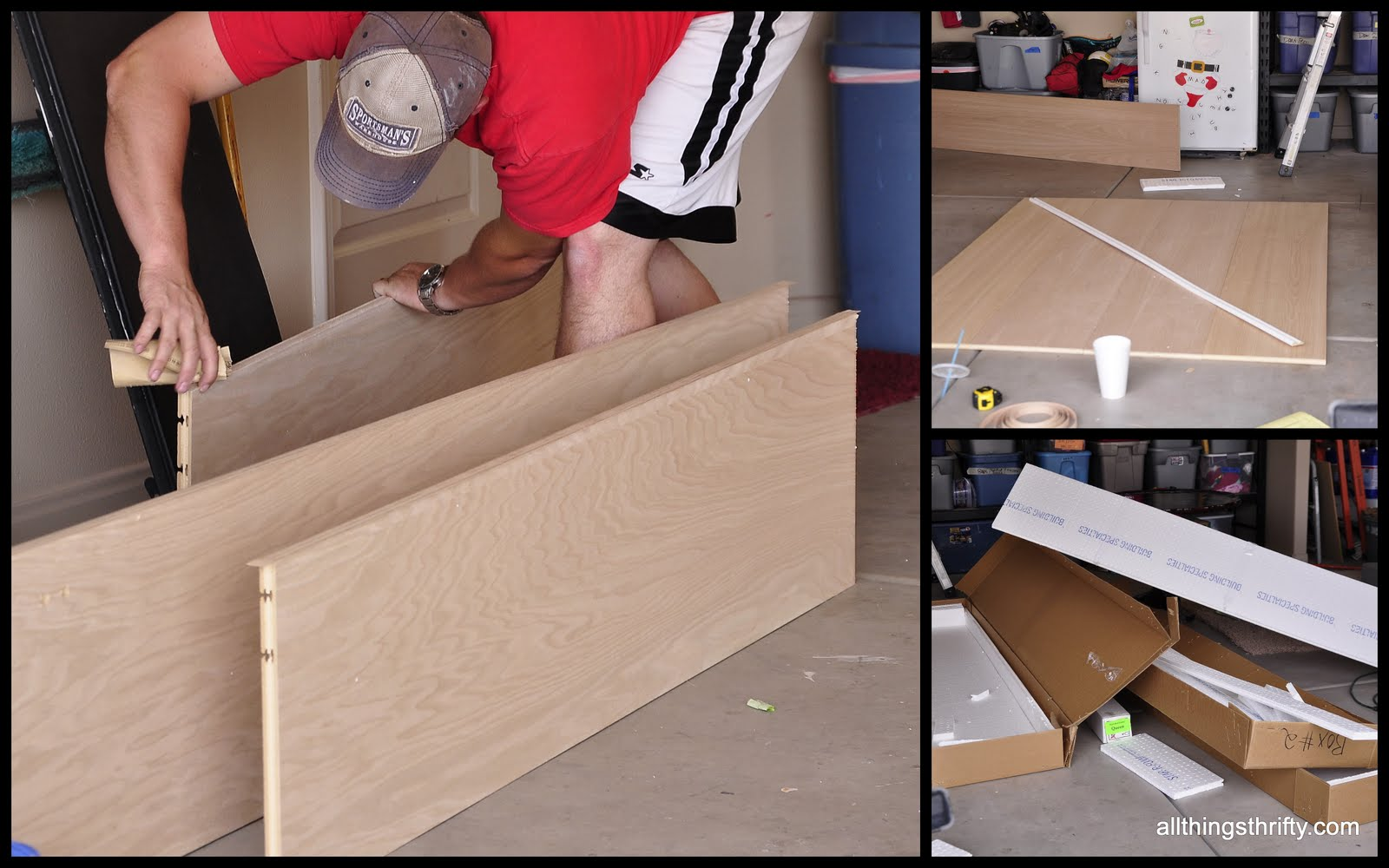 a wilding wall bed diy kit.