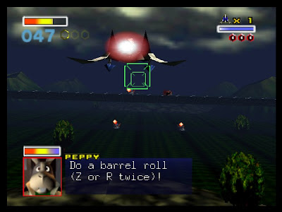 google star fox