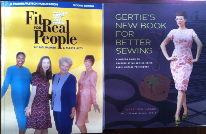 Fit For Real People, Gertie's New Book for Better Sewing