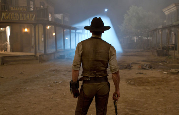 Cowboys & Aliens, Photograph