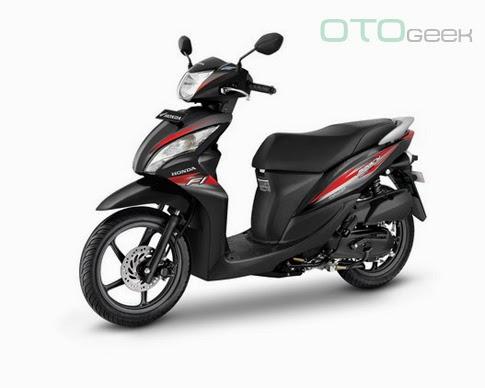 Harga Honda Spacy Helm in PGM-FI