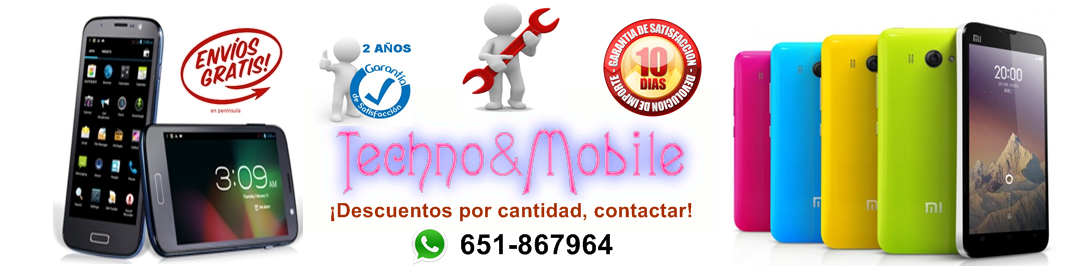 Comprar moviles Chinos|Venta Moviles libres Buenos España
