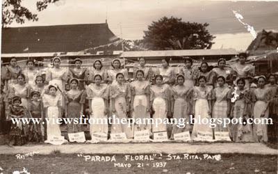 VIEWS FROM THE PAMPANG: *326. FLORES DE MAYO, FLORES DE MARIA