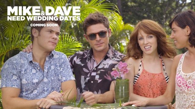 Mike và Dave: Hẹn Nàng Nơi Lễ Cưới, Mike and Dave Need Wedding Dates
