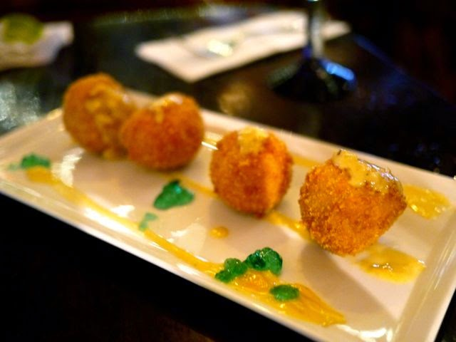 Jalapenos cheeseballs