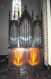 L'orgue de Béhobie