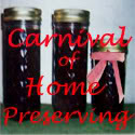 Carnival of Home Preserving