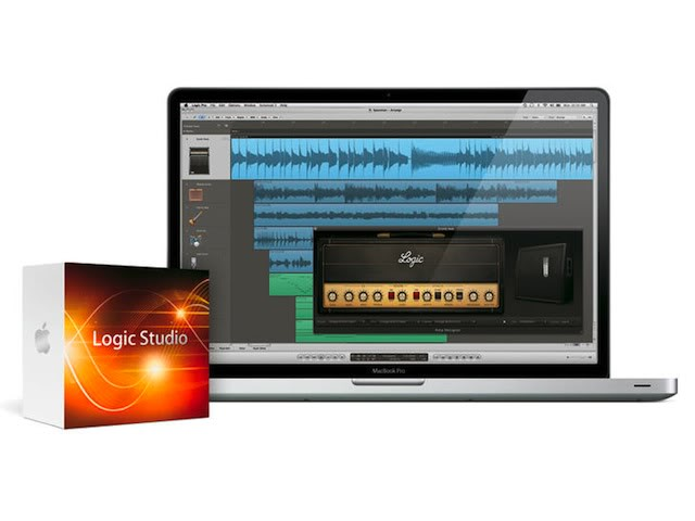 Apple Logic Studio 9 Jam Pack Content for Mac (3 dvds)