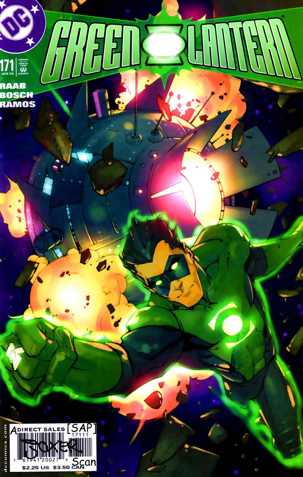 Green Lantern (1990) 171 Page 1
