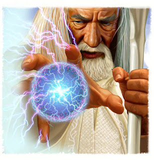 Gandalf - magician - The lord of the ring