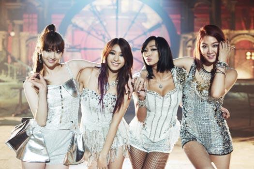 Personil Girl Band Korea Tercantik