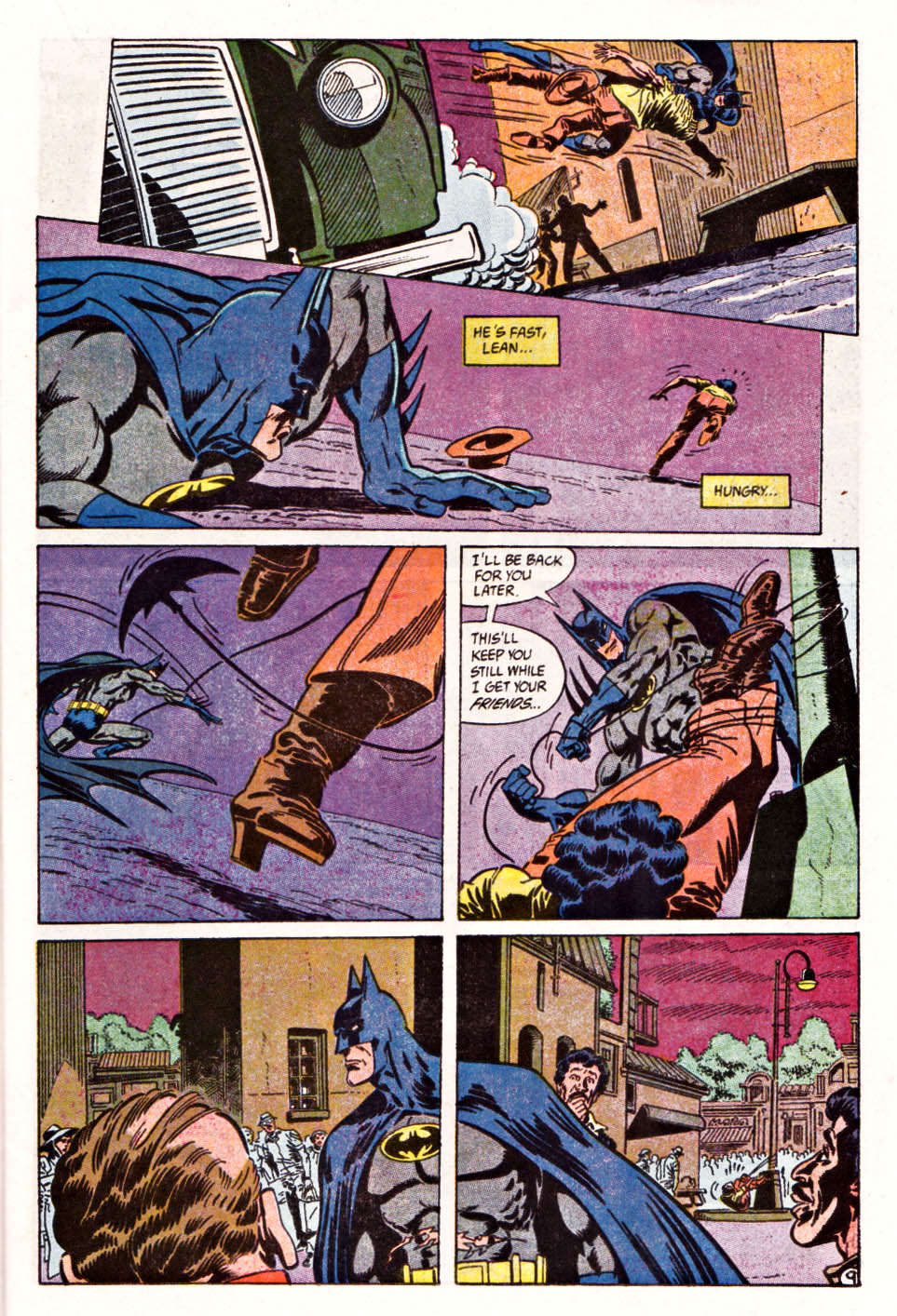 Detective Comics (1937) Issue #639 Page 10