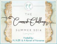 Comments Challenge Participant!