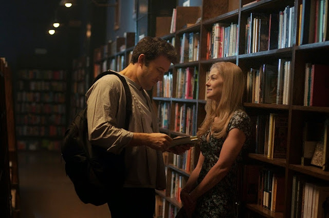 Ben Affleck Rosamund Pike Gone Girl still