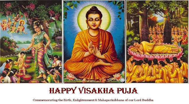 Visakha Puja Ceremony (បុណ្យវិសាខបូជា) May 5-6, 2012