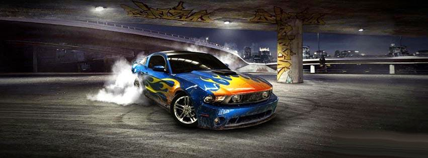 غلاف فيس بوك سيارات Awesome Cars Covers for Facebook Timeline