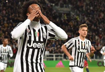Juventus, Genoa, Quadradro