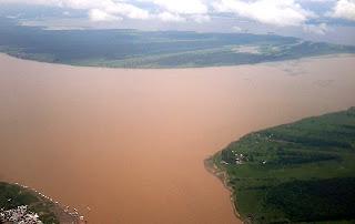 Rio Solimões Manaus Amazonas