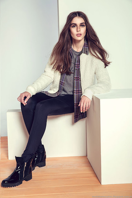 Ropa de mujer invierno 2015 moda mujer Julien.