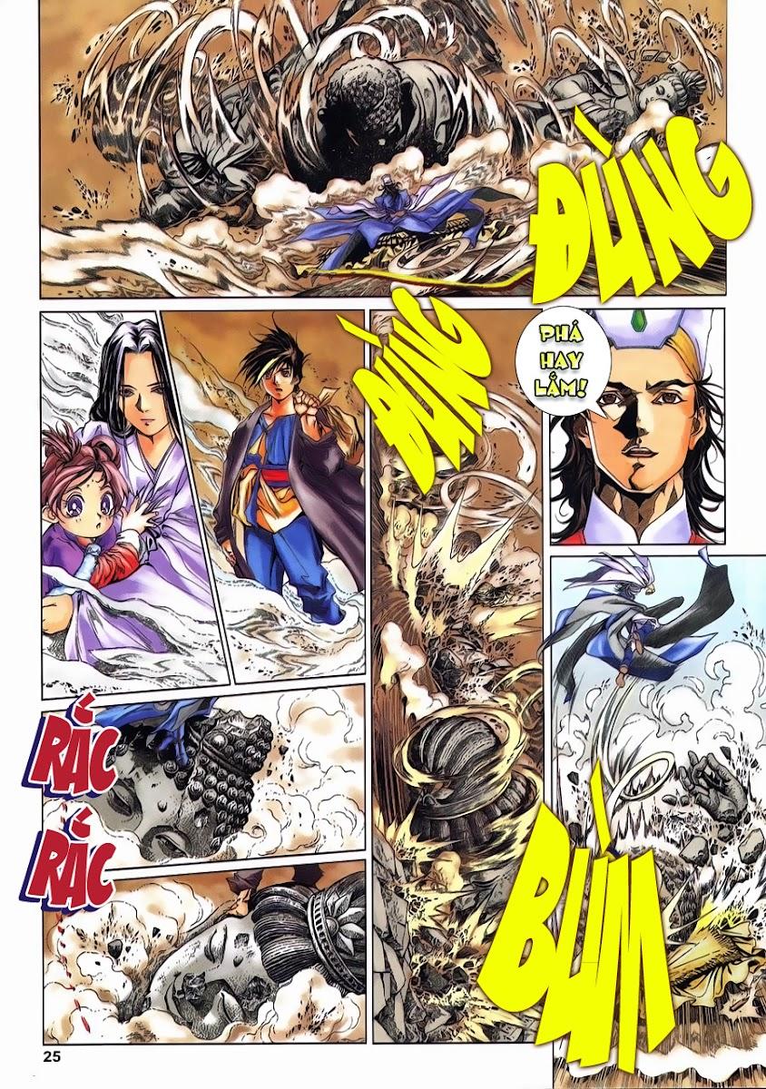 Lục Đạo Thiên Thư chap 1 - Trang 24