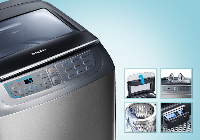 Manfaat Menggunakan Mesin Cuci Samsung