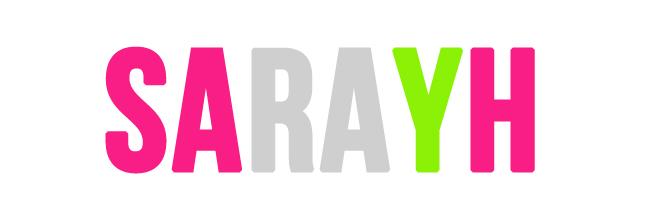 sarah + ray = sarayh