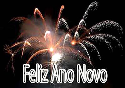 Feliz Ano Novo para todos!