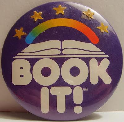 Book It! I love the 80's www.thebrighterwriter.blogspot.com