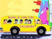 EXCRSIÓN FINAL DE ETAPA
