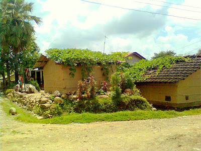 Tharu Houses