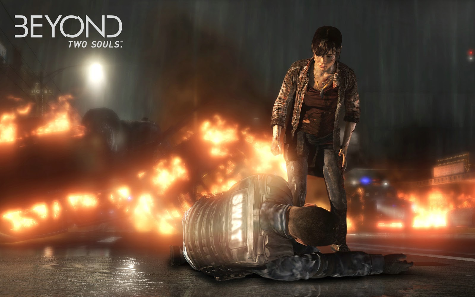 Beyond: Two Souls Game