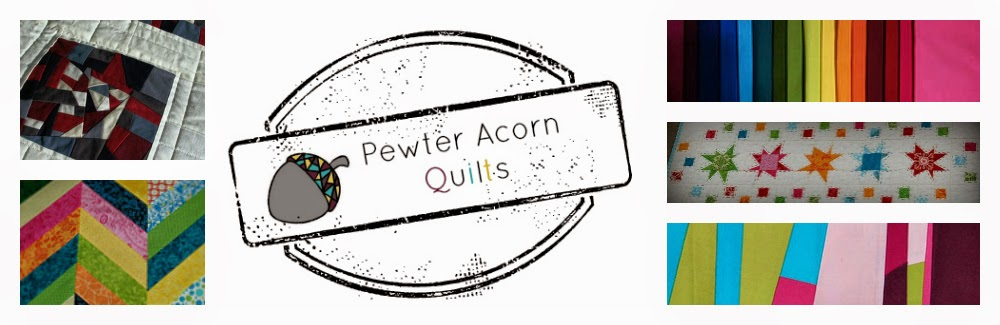 Pewter Acorn Quilts