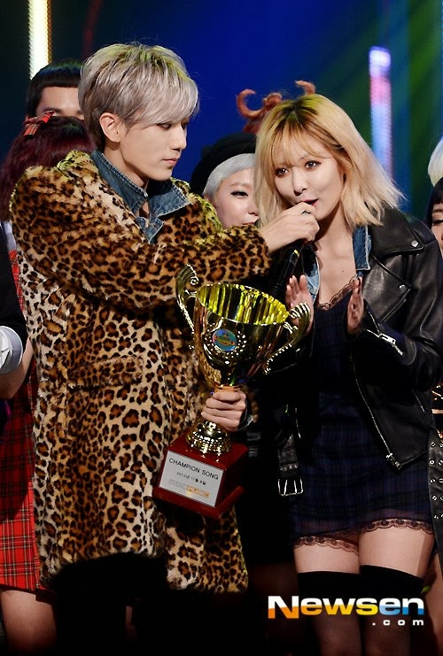 hyunseung and hyuna dating 2014 Jang hyunseung & hyuna in early 2014, a seemingly legitimate article claiming that cube entertainment announced hyuna was pregnant with jang hyunseung  dating for.
