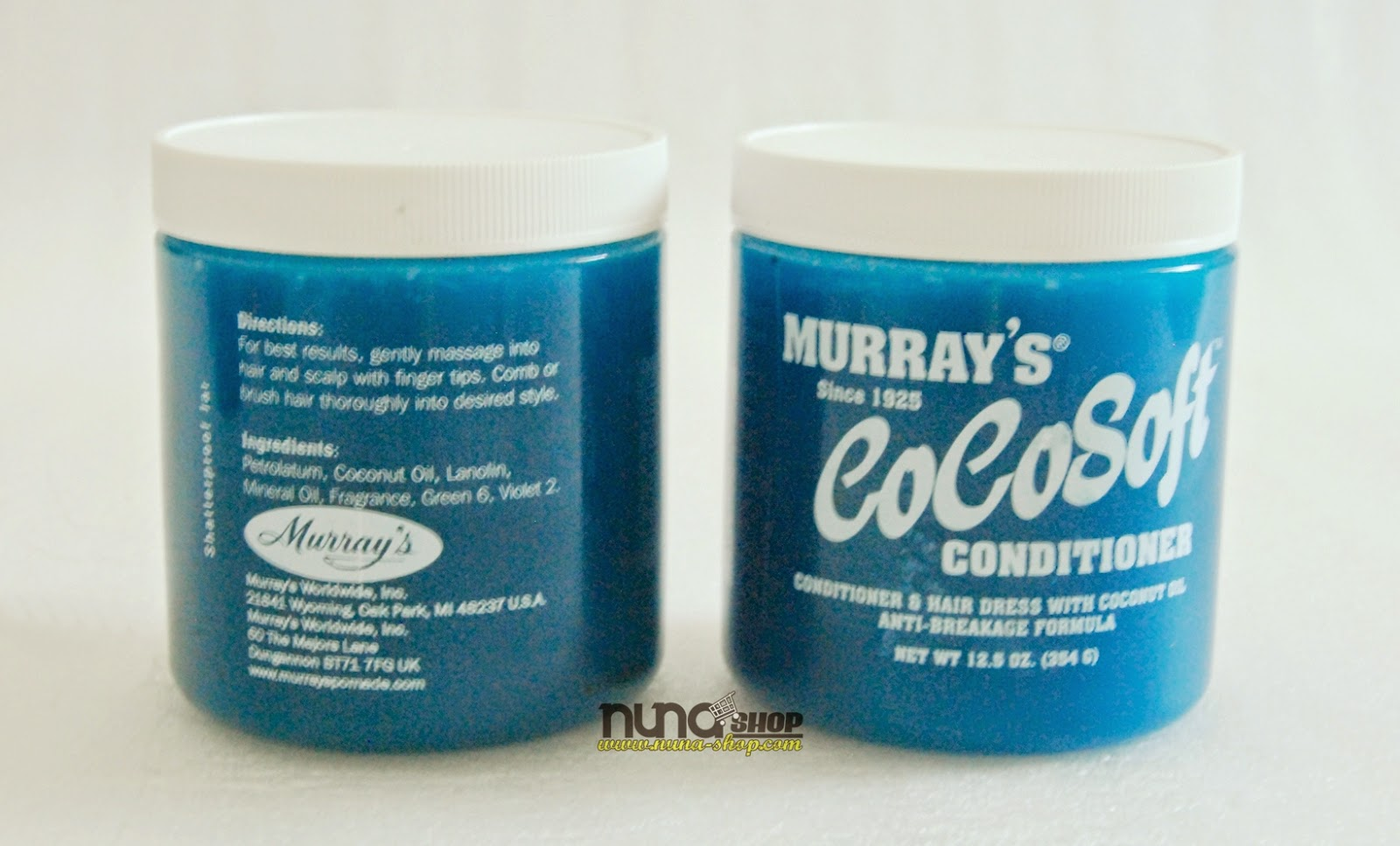 Murray's CocoSoft Leave-in Conditioner