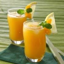 Resep dan Cara Membuat Jus Mangga Melon