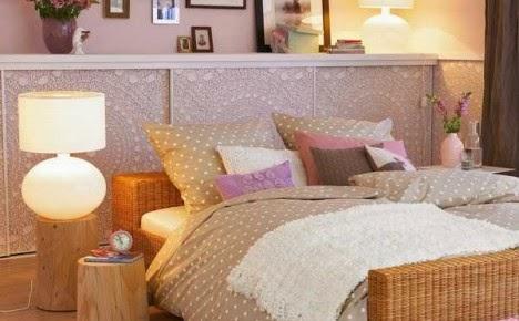 การตกแต่งห้องนอนและสร้างบรรยากาศดีๆให้ห้องนอนขนาดเล็ก