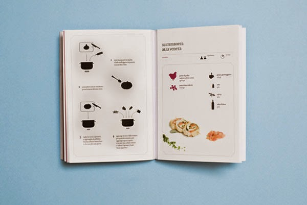 cookbook design inspiration