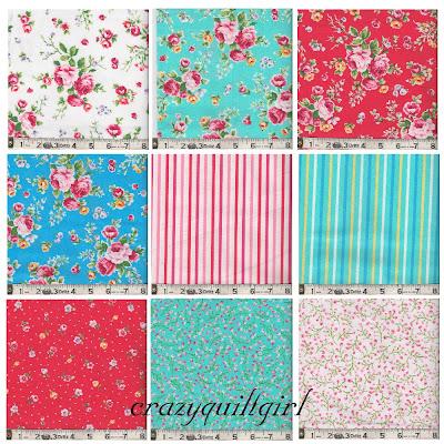 Moda ROSE PARADE Fabric by Moda Fabrics