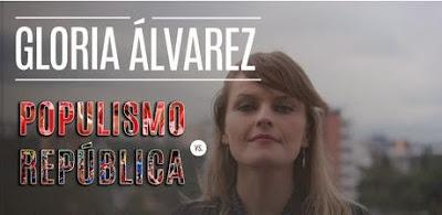 Entrevista a la politóloga Gloria Álvarez por Luis Chataing