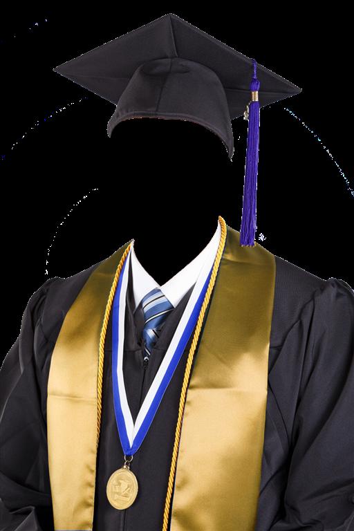 Plantillas para fotomontajes de graduación en png   Recursos Photoshop