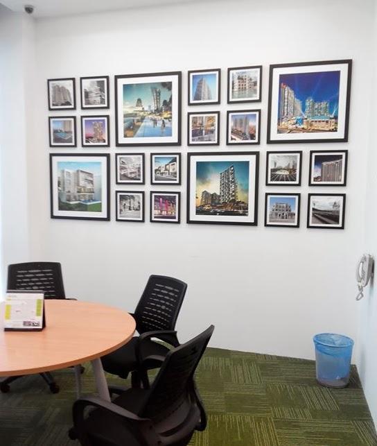 frames for office